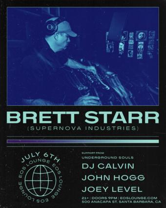 Brett Starr at EOS Lounge 7.6.19