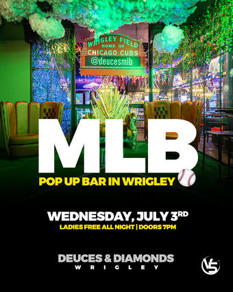 MLB Bar @ Deuces & Diamonds