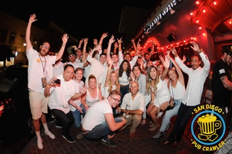Labor Day White Out Crawl