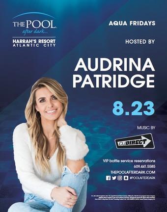 Aqua Fridays hosted by Audrina Patridge