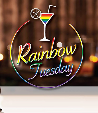 YAD's Rainbow Tuesday