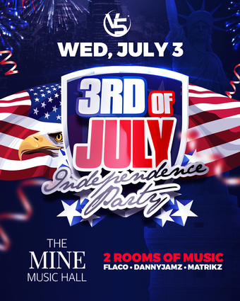 3rd of July @ The Mine Music Hall