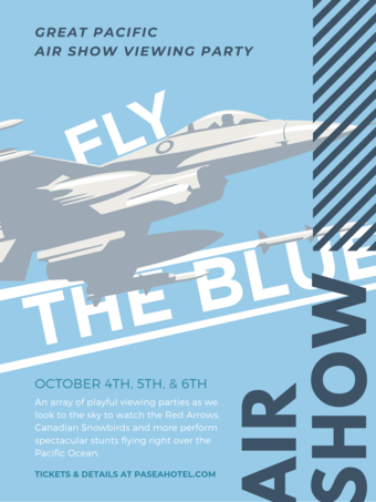 Fly Into The Blue: The Great Pacific Airshow Viewing Experience 2019