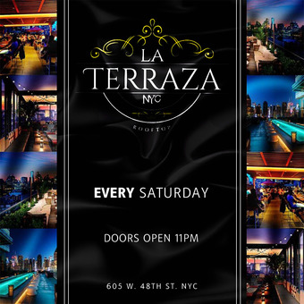 La Terraza Rooftop Saturdays