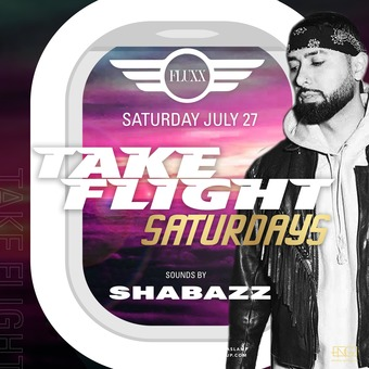 Shabazz at FLUXX
