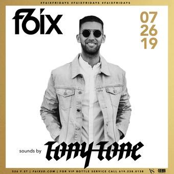 F6ix Presents: Tony Tone