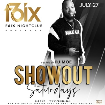 F6ix Presents: DJ Moe