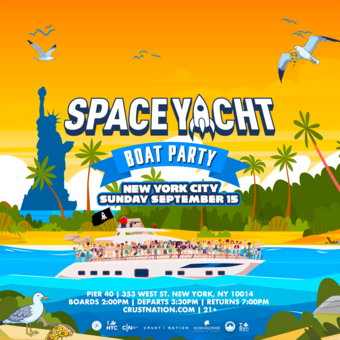 RSVP | Space Yacht