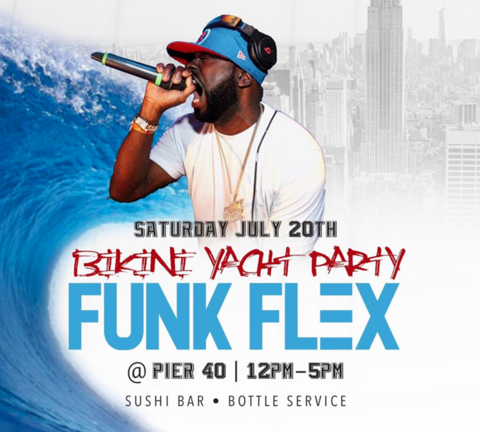 2019 NYC BIKINI YACHT PARTY
