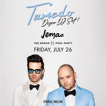 Jemaa feat. TUXEDO DJ SET
