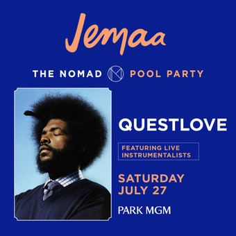 Jemaa feat. QUESTLOVE
