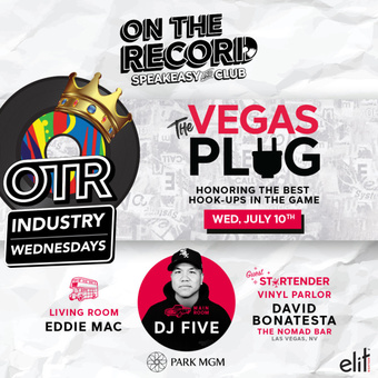 On The Record feat. DJ FIVE