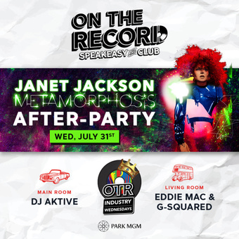 On The Record feat. DJ AKTIVE