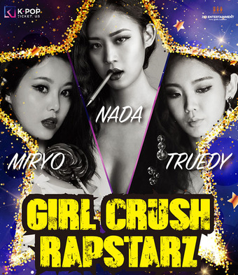 Girl Crush Rapstarz