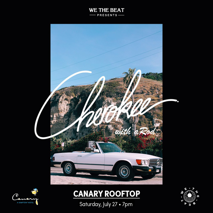 Cherokee at The Canary Rooftop