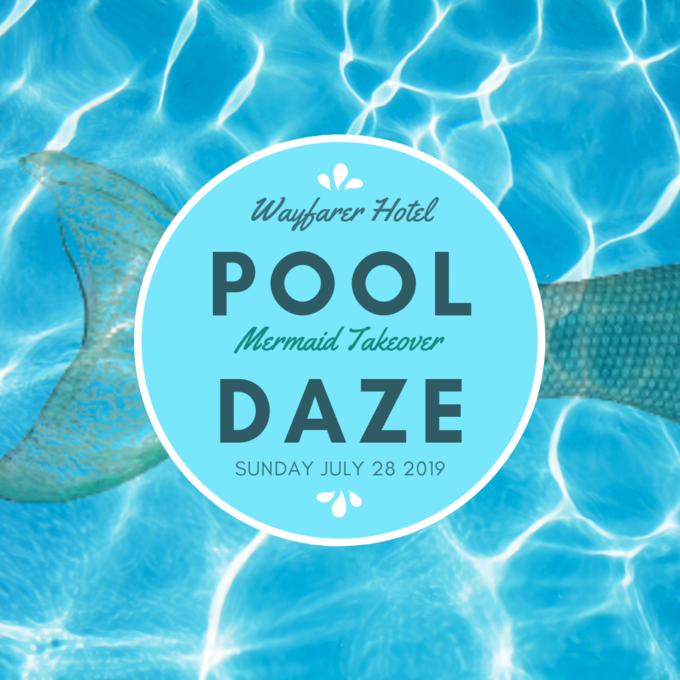 Pool Daze - Mermaid Takeover