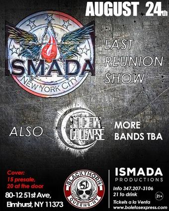 ISMADA (Reunion show)