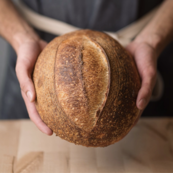 Sourdough at Home: The Art and Science of Artisan Bread