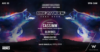 MC Nightswim: Megawoof Take over feat. Cassimm