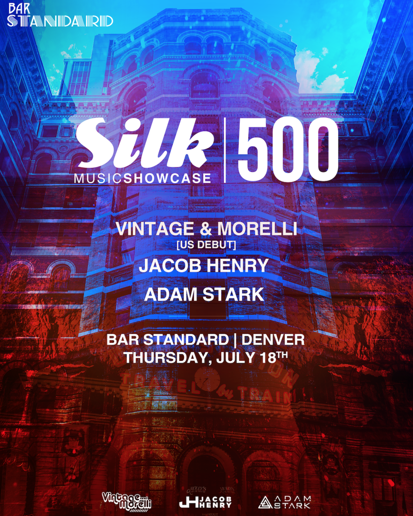 Global Dance Festival Official Pre Party: Silk Music #500 with