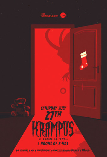 Krampus In July