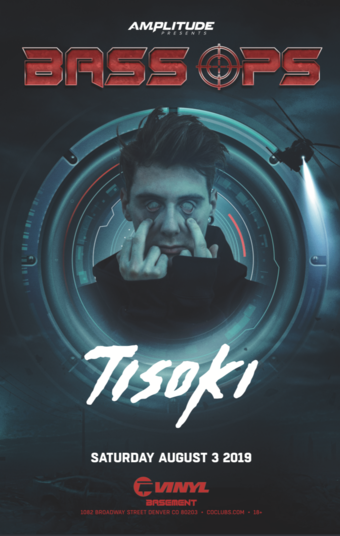 BASS OPS: Tisoki