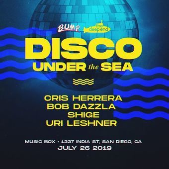 Disco Under the Sea at Music Box