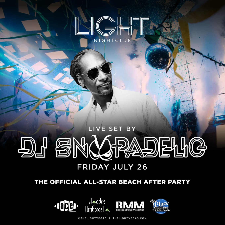 DJ Snoopadelic at LIGHT Las Vegas - Tickets - Mandalay Bay