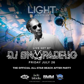 DJ Snoopadelic at LIGHT Las Vegas