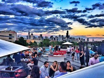 Reggaeton on The Rooftop