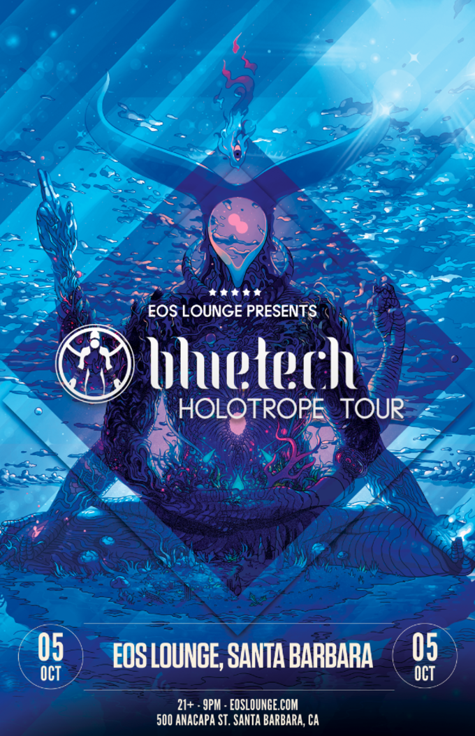 Bluetech at EOS Lounge 10.5.19