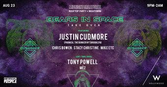 MC Nightswim: Bears in Space takeover