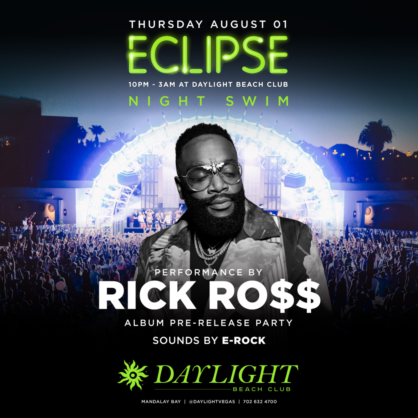Eclipse Las Vegas >> Eclipse At Daylight Vegas Tickets Mandalay Bay Hotel