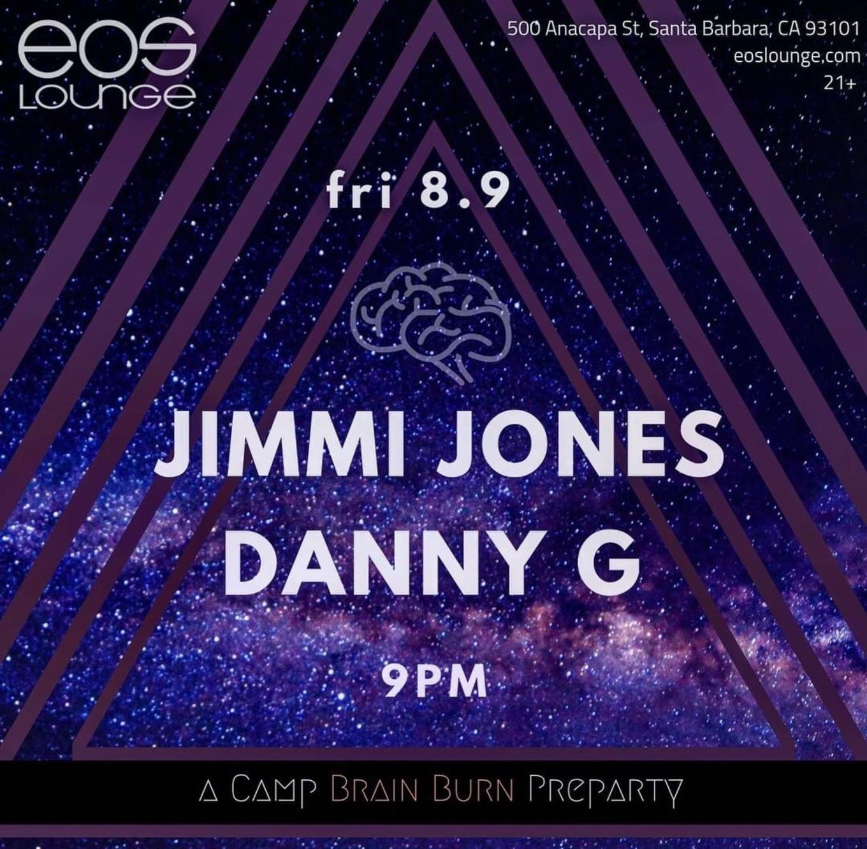 Burning Man Pre-Party w/ Danny G & Jimmi Jones 8 9 19