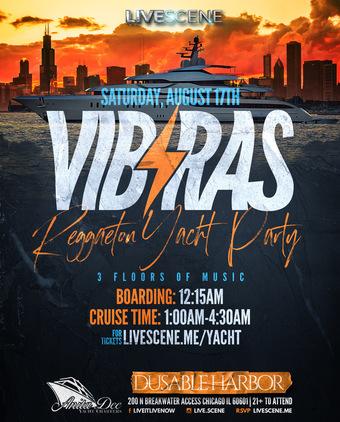 Reggaeton & HipHop Yacht Party