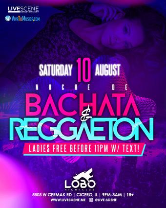 Reggaeton & Bachata Night (18+)