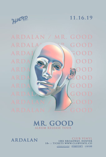 Ardalan: Mr. Good Tour at Club Vinyl