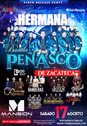 Banda Penasco de Zacatecas Video Release