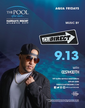 Aqua Fridays featuring DJ Direct