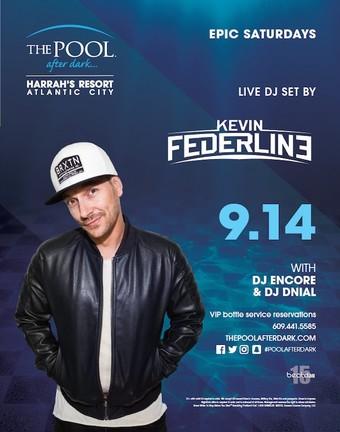 Epic Saturdays with Kevin Federline
