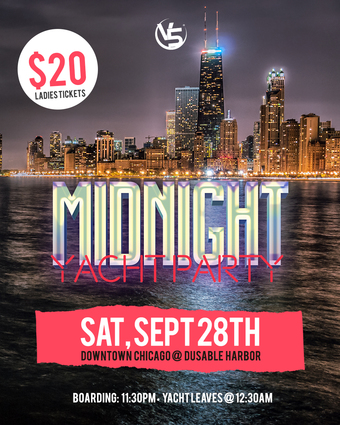 Midnight Yacht Party