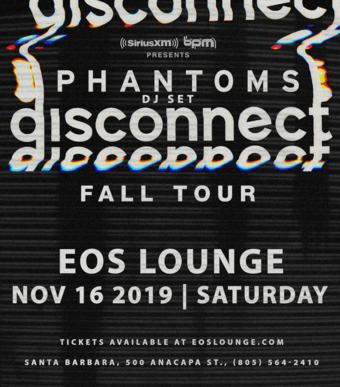 Phantoms at EOS Lounge 11.16.19
