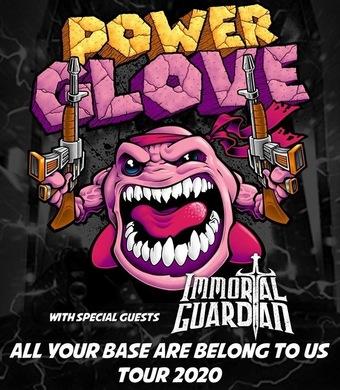 PowerGlove w/Immortal Guardian