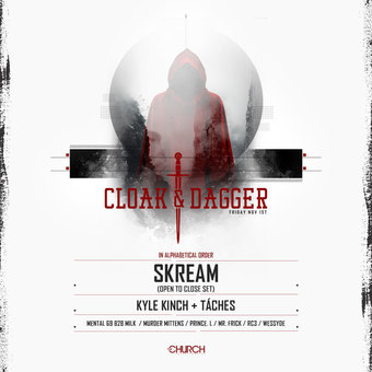 CLOAK & DAGGER 2019 - Night 2