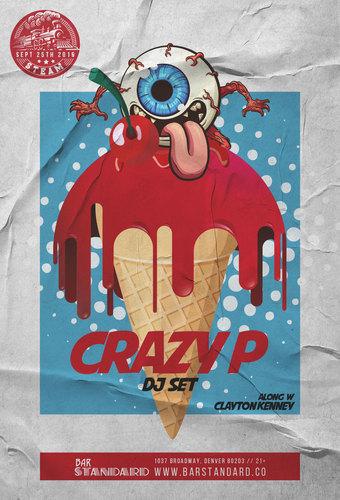 Crazy P (DJ Set)