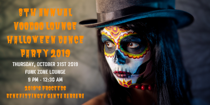 8th Annual Voodoo Lounge Halloween Dance Party
