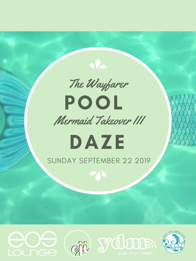 Pool Daze - Mermaid Takeover III