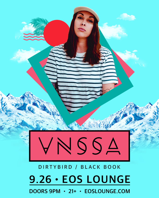 VNSSA at EOS Lounge - 9.26.19