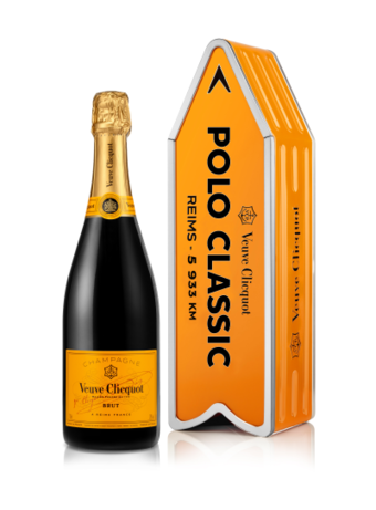 Veuve Clicquot VIP Mountain Lounge Experience