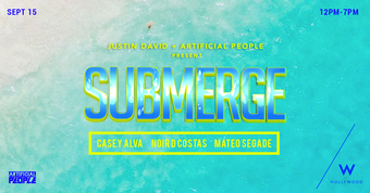 Submerge Pool Party